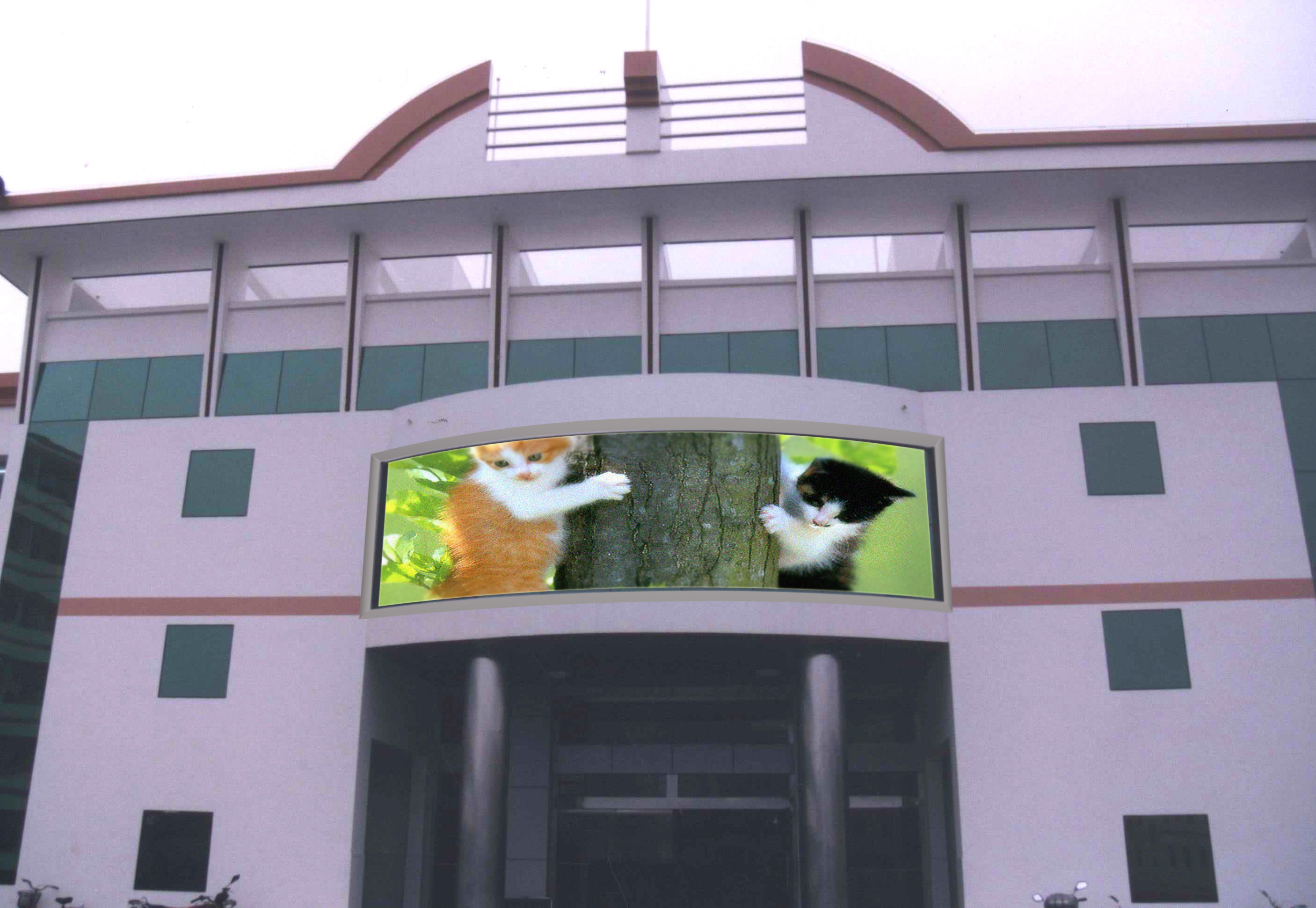 Jumbotrons, LED screens, LED displays..Providing you with advanced features!