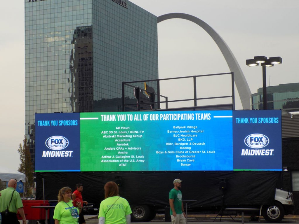 LED Video Screen & LED Wall Rentals in Dallas - Best Prices